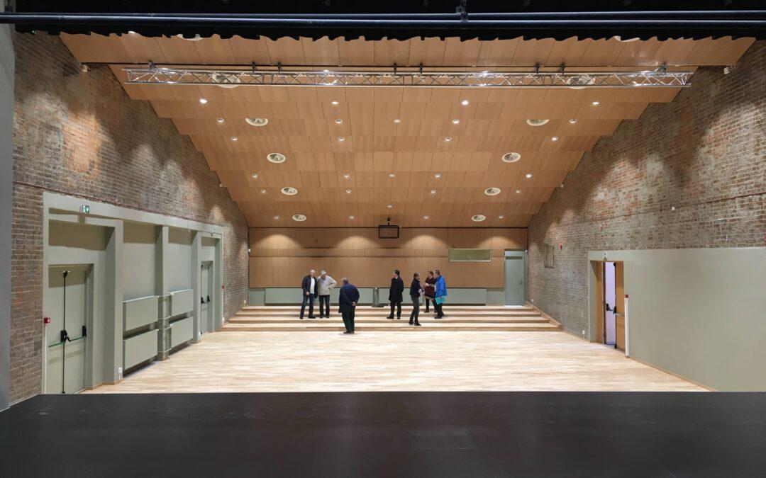 Kilingi-Nõmme klubi osaline rekonstrueerimine